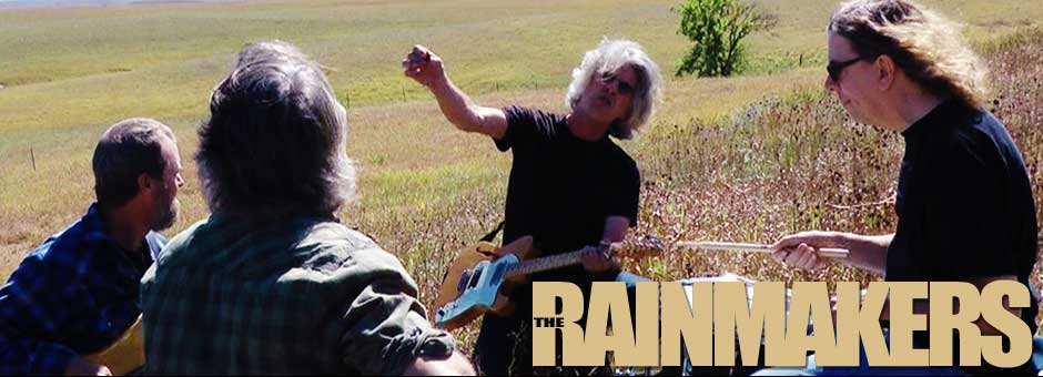 Upcoming gigs | The Rainmakers Official Site